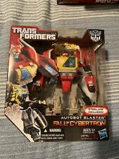 Transformers Generations Fall of Cybertron Autobot Blaster 8-Inch Action Figure