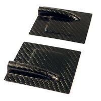 servo covers -- wing servo cover--carbon fiber --ailerons flaps servo cover