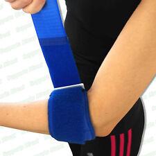 Tenis Golf Elbow Correa Epicondilitis Wrap abrazadera Soporte Lateral De síndrome doloroso