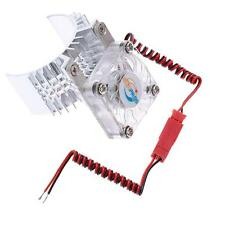 High Quality Motor Heat Sink With Cooling Fan for 1/10 RC Racing Car US SE5F