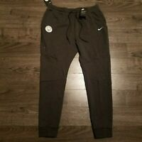 MANCHESTER CITY FC Nike Tech Pack Joggers Sweatpants Slim Fit Grey Mens XL