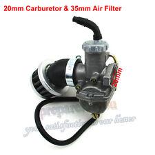 Carburetor Carb For Dirt Bike 50cc 70cc 90cc 110cc Engine ATV Quad Go Kart