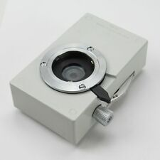 Leitz Magnification Changer With 1x 125x 16x 2x Amp Bertrand Lens 512683