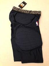 Nwt Nike Pro HyperStrong Padded Shorts Navy Blue Mens Xxlt 2Xlt 881966-419 Nba