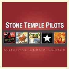 STONE TEMPLE PILOTS 5CD NEW Core/Purple/Tiny Music/No. 4/Shangri-La Dee Da