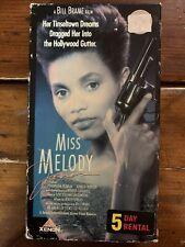 Miss Melody Jones Vhs Xenon horror Action Rare C 00006000 ult Sov Oop Htf Big Box Slip