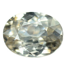 1.52 Ct. Senational White Natural Tourmaline Aaa Gem WITH GLC CERTIFY