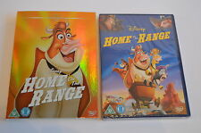 WALT DISNEY HOME ON THE RANGE LIMITED EDITION O-RING dvd UK RELEASE NEW SEALED