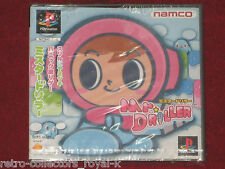 *New & Factory Sealed RARE Not For Sale Version* PS1 MR. DRILLER NTSC-J Japan