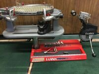 Gamma Progression Tennis Racket Stringing Machine LOCAL PICKUP ONLY