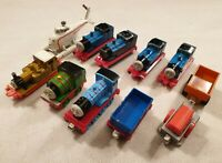 Vintage ERTL Thomas the Tank Engine Die Cast Train Bundle Helicopter 1990s