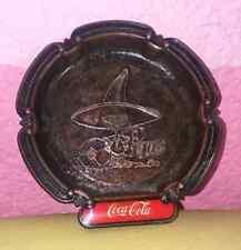 1986 Ashtray Coca cola  World Cup Football Soccer Mexico 86  MASCOT Pique