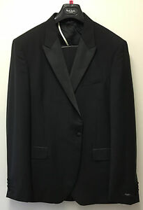 Paul Smith Evening Suit BYARD 84% Wool 16% Mohair Tailored Fit UK46R RRP £890
