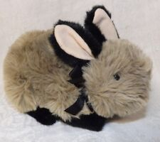"""North American Bear Co Blackfoot Bunny Rabbit Vintage New with Tag 10"""" Taupe"""
