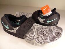 Nike Aqua Sock 360 QS Zebra print Black Ivory Hyper Turquoise SZ 9 (902782-