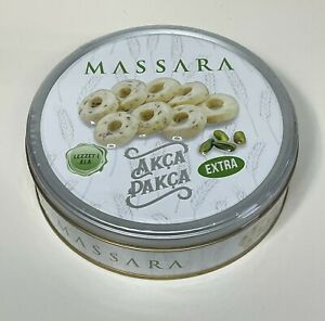 MASSARA Pistachio Butter Flour Cookies 200g / 7.05ounce