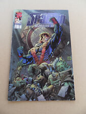 Spartan : Warrior Spirit 2 . Image / Wildstorm . 1995 . FN +