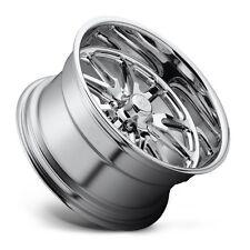 One 17x7 Us Mag Rambler U110 5x4.5 ET1 Chrome Wheel