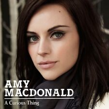 AMY MACDONALD: A CURIOUS THING 2010 CD (AMY MCDONALD) / NEW