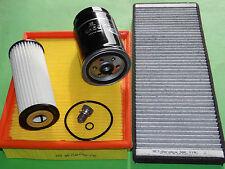 gr Filterset Filtersatz Inspektionspaket VW Passat 3B 1.9 TDI 85kW/115PS AJM ATJ