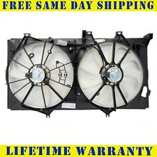 Radiator And Condenser Fan For Toyota Camry  TO3115169
