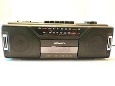 Magnavox Radio Cassette Deck Player AQ 5090/37 - Vintage