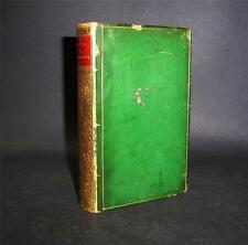 *LEATHER BINDING* 1853 Suard LETTRES DE MADAME de SEVIGNE Nice Copy