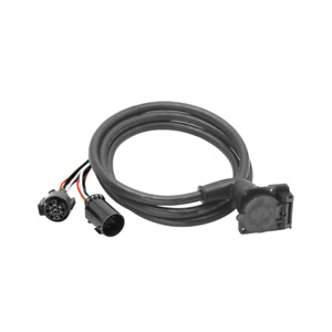 Draw-Tite 90° 7-Way Complete Connector Kit with 9' Cable for Sierra / Silverado