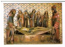 Postcard: The Entombment - Old Abbey  Saint-Pierre of Moissac, France