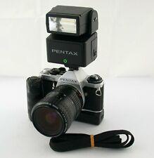 PENTAX ME-Super + Winder II 28-80mm AF280T classic 35mm SLR Starterkit analog 19