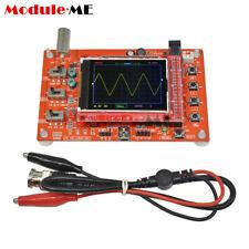 "Fully Assembled DSO138 2.4"" TFT Screen Digital Oscilloscope (1Msps) + Probe"