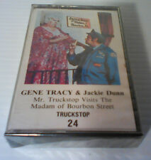 Mr. Truckstop Visits the Madam of Bourbon Street by Gene Tracy - Cassette SEALED