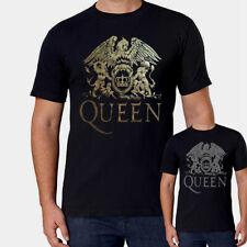 Camiseta hombre QUEEN T shirt men hard rock heavy Freddy Mercury