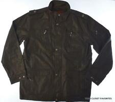 Wellensteyn Men's XL Montgomery Jacket  Spring Fall Vintage Look MGO-379 Zobel