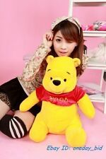"""New Cute Plush Winnie Pooh Bear Doll Toy 60cm/23""""High Medium size"""