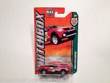 Matchbox Volkswagen VW Saveiro Cross Red Pickup Scale 1:64 Diecast Model Car