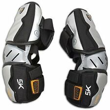 Brand new Reebok 5K lax lacrosse elbow guard size large arm guards pad sz L pads
