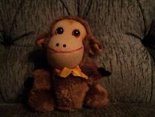 "Vintage Russ KoKo Monkey Plush #105 6"""