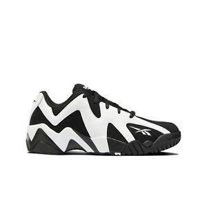 Reebok Kamikaze II Low (white/black/black) Men's Shoes FY9780