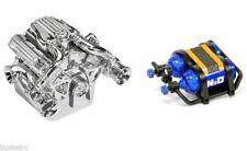 Twin Turbo & NOS Combo, 1/10, SCX10, Traxxas, Axial, Tamiya, HPI, Crawler, Truck