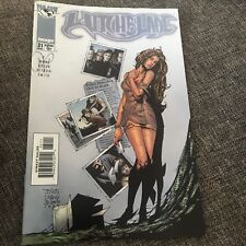 TOP COW. WITCHBLADE COMIC. J.D. SMITH. MAY 31, 1999
