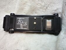 Abrazadera de adaptador Canon SA-1 Original Genuino + Zapatos para Flash Ganga sa1 L L