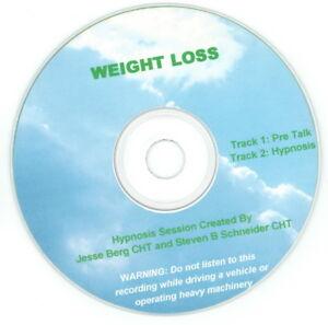 Weight Loss Self Hypnosis CD