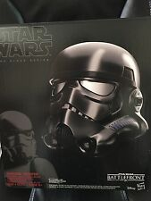 Star Wars Shadow Trooper Helmet Voice Changer Realistic Black Series EFX AMAZON