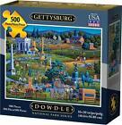 Dowdle Jigsaw Puzzle - Gettysburg - 500 Piece For Sale