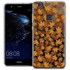 """Coque Crystal Gel Pour Huawei P10 LITE (5.2"""") Souple Autumn 16 Feuilles"""