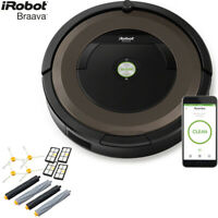 iRobot Roomba 890 Robot Vacuum Cleaner w/Wi-Fi Connectivity w/ Replenishment Kit