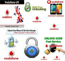 VODAFONE World Wide NCK CODICE di sblocco per i modelli elencati vedere i modelli nella descrizione