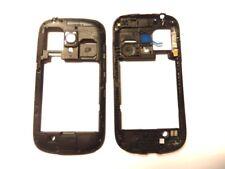 Mittelrahmen Samsung Galaxy S3 Mini i8190 Gehäuse Housing & Kamera schwarz NEU