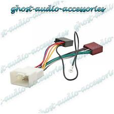 Harnais câblage ISO Connecteur Adaptateur Radio stéréo câble Câble MITSUBISHI